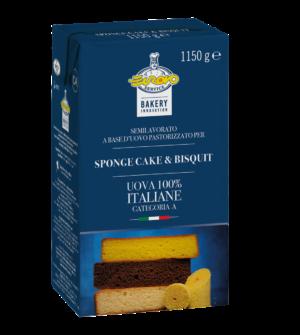 SPONGE CAKE BISQUIT 1.1 KG