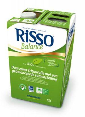OLIO RISSO BALANCE PER FRITTURA 15 LT