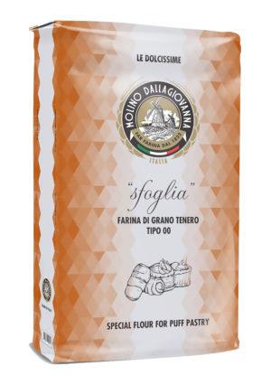 "FARINA ""00"" SFOGLIA ROMA W360 – 25 KG"