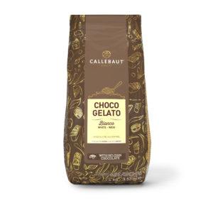 CHOCO GELATO BIANCO CALLEBAUT 1.6 KG