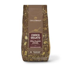 CHOCO GELATO EXTRA FONDENTE CALLEBAUT 1.6 KG