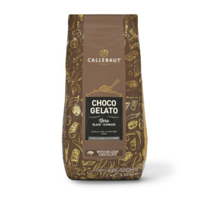 CHOCO GELATO NERO CALLEBAUT 1.6 KG
