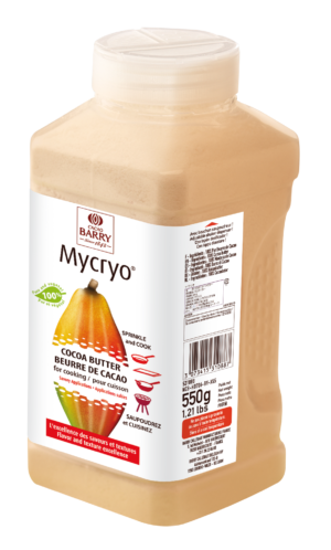 BURRO DI CACAO MYCRYO 0.55 KG
