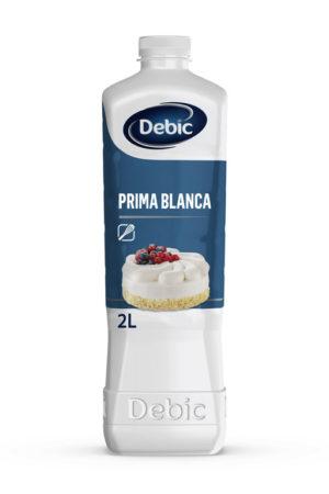 PANNA DA MONTARE 38% UHT PRIMA BLANCA  (NO ZUCCHERATA) 2X6 LT