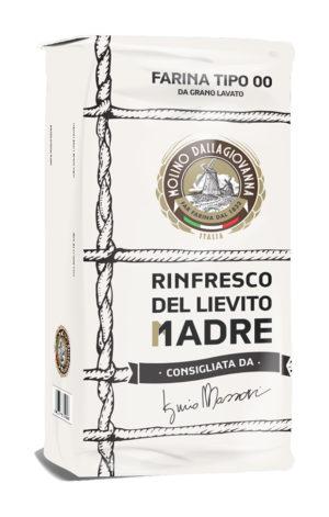 FARINA RINFRESCO LIEVITO MADRE W380 10 KG