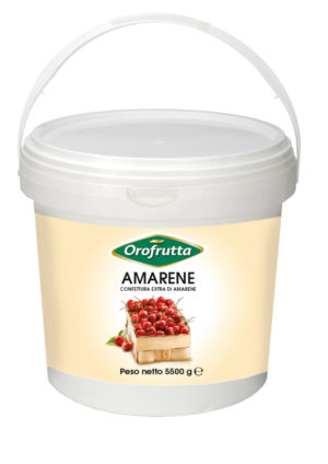 CONFETTURA EXTRA DI AMARENA 160% – 5.5 KG