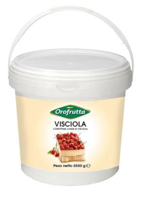 CONFETTURA VISCIOLE 180% 5.5 KG