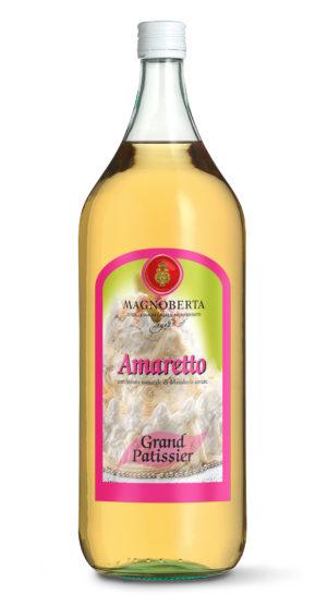 ALCOLATO AMARETTO 70° – 2 LT