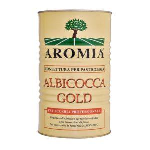 MARMELLATA ALBICOCCA GOLD 5.4 KG