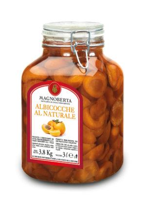 ALBICOCCA AL NATURALE 3.8 KG