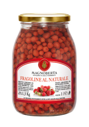 FRAGOLINE BOSCO AL NATURALE 1.3 KG