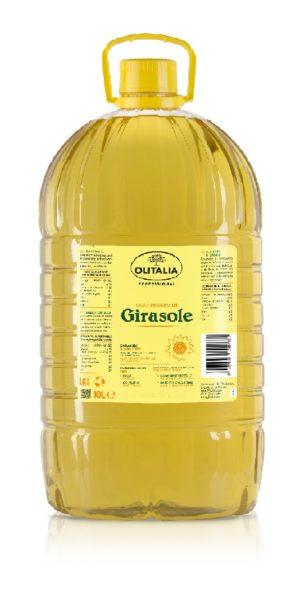 OLIO GIRASOLE 10 LT