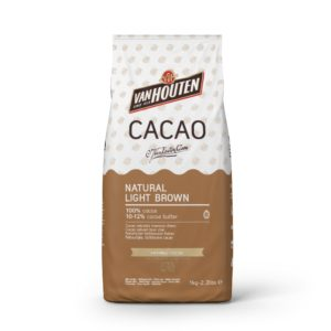 CACAO VAN HOUTEN NATURAL LIGHT BROWN 1 KG